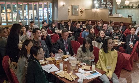 グローバル愛知主催の留学生と企業のイベント(2019)