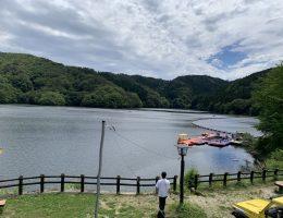 三河湖ツーリング